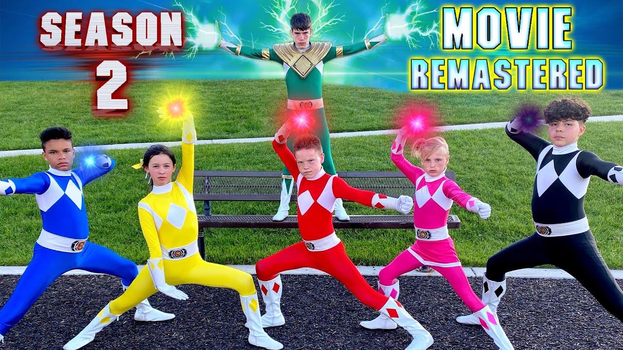 Download Power Rangers Ninja Z Movie 2 Remastered!