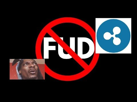 Ripple XRP: This Week in FUD May 16, 2018
