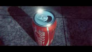 Coke Can Visualisation || RYTP Tennis Entry