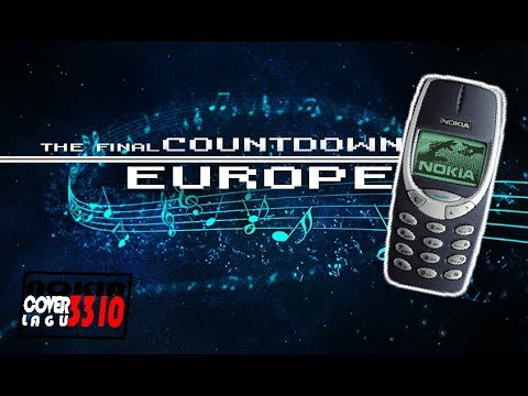the-final-countdown---europe-(cover)-nokia-3310