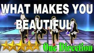 🌟  What Makes You Beautiful [Just Dance 4] - 5 Stars 🌟