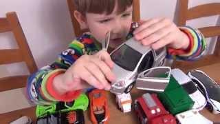 видео: Машинки. Игрушки для мальчиков. Часть 1