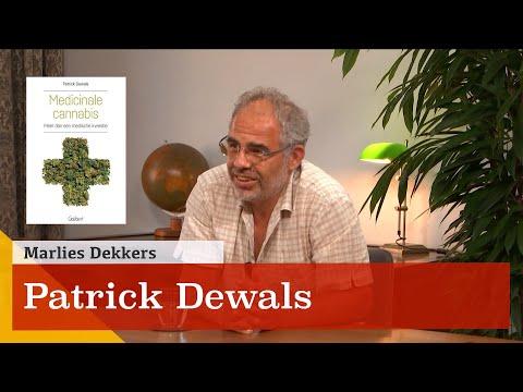 Patrick Dewals pleit voor cannabis vs opiaten als pijnbestrijding