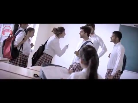 Silent love story - 😘college love (videos)