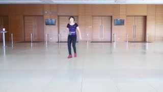 Line dance Knock knock你家大門( BM Leong)