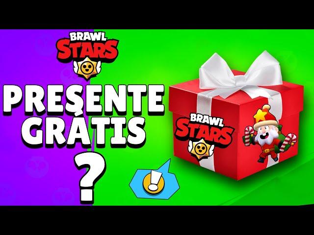 PRESENTE DE NATAL GRÁTIS no BRAWL STARS vai CHEGAR nesse ANO?