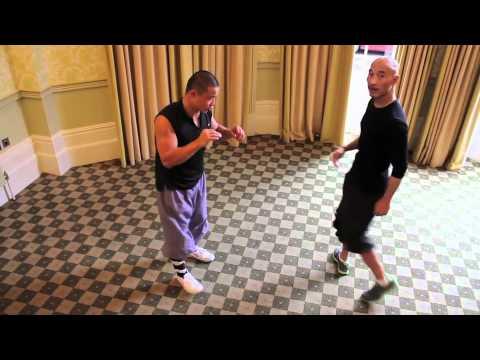 Counter attacks  Shifu Yan Lei & Richard Yuan