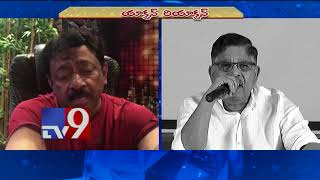 RGV responds to Allu Aravind
