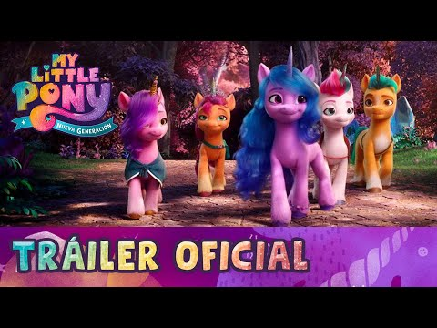 My Little Pony: Una nueva generación (EN CASTELLANO) | Tráiler oficial | Netflix