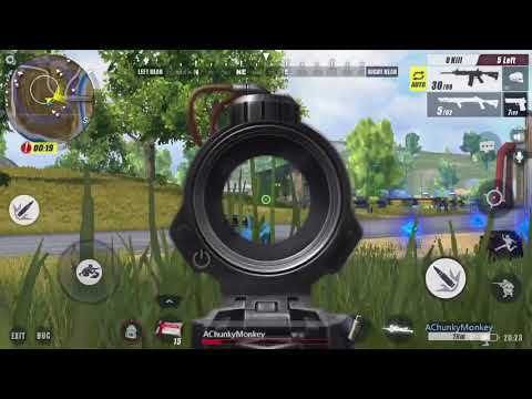 """Rules of Survival Episode 2 """"My Sneaking Skills for the Clutch Squad Win"""""""