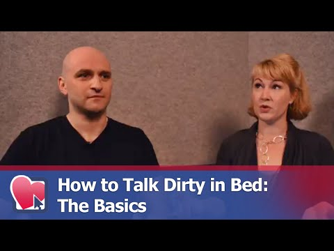 How to Talk Dirty in Bed: The Basics - by Mike Fiore & Nora Blake