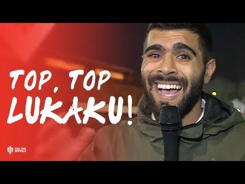 TOP TOP LUKAKU! Crystal Palace 1-3 Manchester United