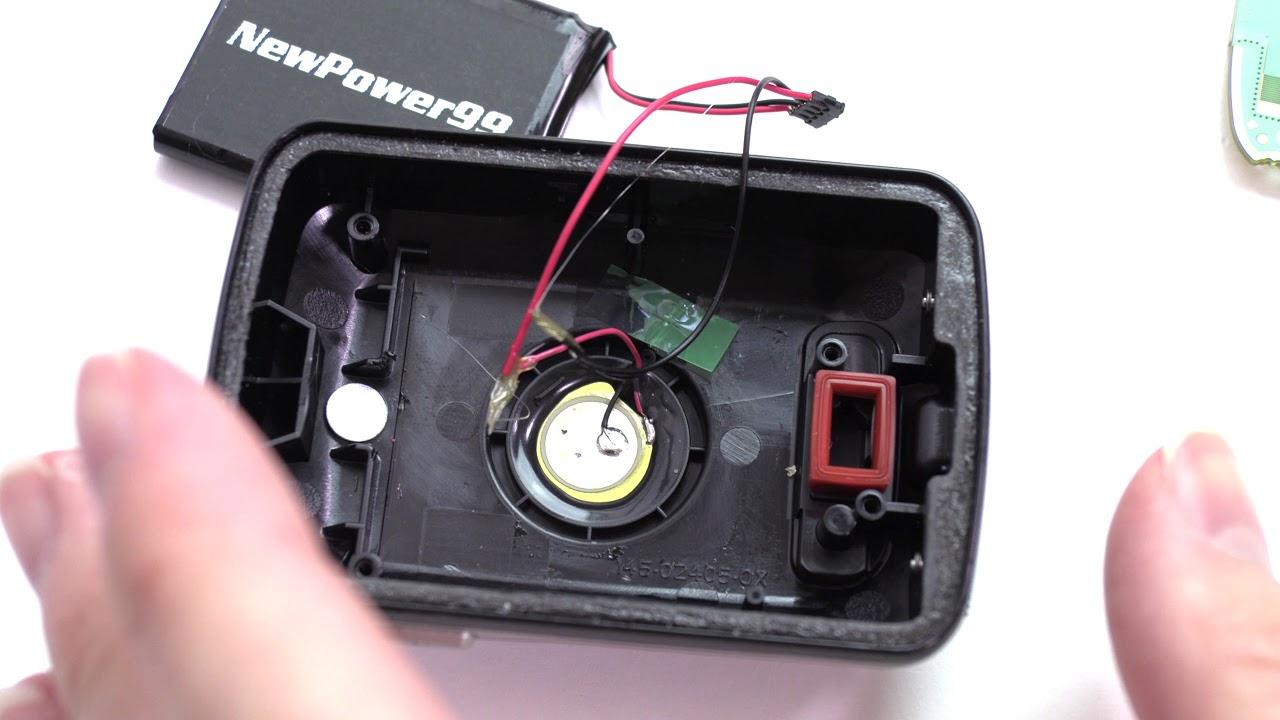 foto de How to Replace Your Garmin Edge 820 Battery - YouTube