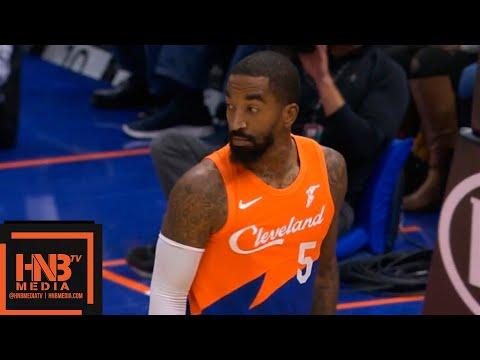 Cleveland Cavaliers vs Charlotte Hornets 1st Qtr Highlights | 11.13.2018, NBA Season