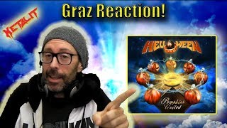 [Reaction] HELLOWEEN - Pumpkins United TOUR REUNION (Power Metal / 2017)