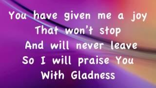 Planetshakers - Joy - With Lyrics 2014