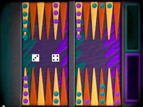 How To Play Backgammon Milton Bradley Classic Board Games Youtube