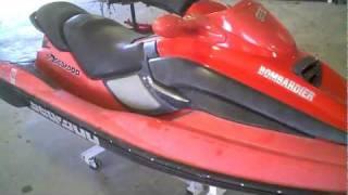 2000 Sea Doo GTX 951 Millenium Edition LOT 948A