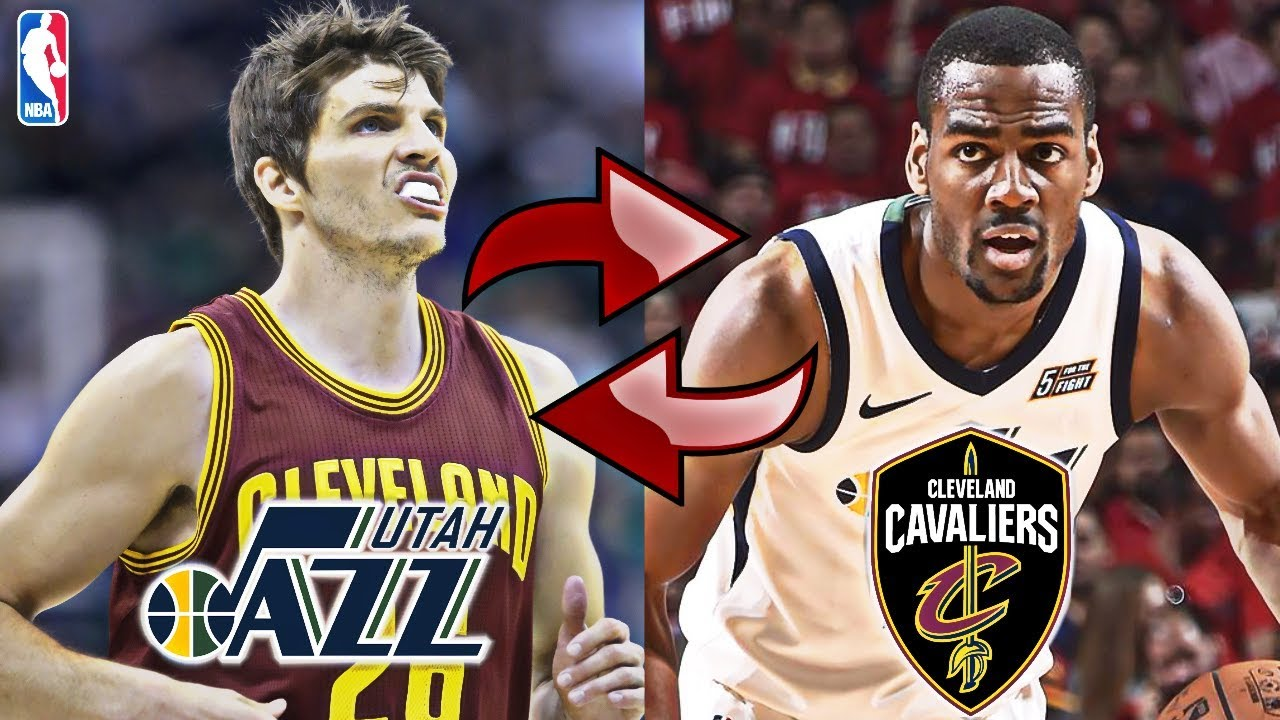 the best attitude ca825 4ad49 KYLE KORVER TRADED FOR ALEC BURKS AND TWO SECOND ROUND DRAFT PICKS | CAVS +  JAZZ | NBA SIMULATION