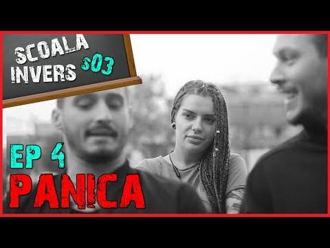 SCOALA INVERS (S03 /EP4 - PANICA) (guest: Miru)