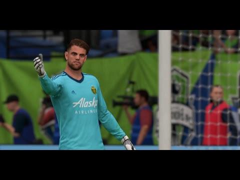 FIFA 18: MLS RIVALRY SEATTLE VS PORTLAND