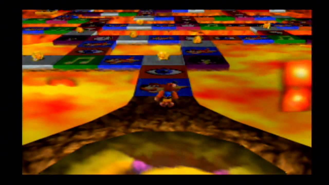 Banjo-Kazooie - Part 41 - Gruntilda's Furnace Fun - YouTube