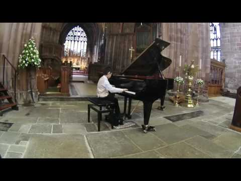 World Youngest LTCL distinction (Music Degree) at 8 - Piano Prodigy Leo Bailey-Yang