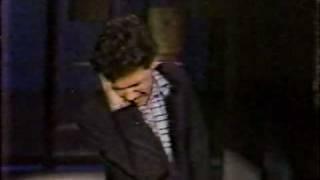 Gilbert Gottfriend on Late Night with David Letterman