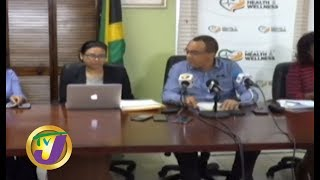 TVJ Midday News: Gov Raising Alarm Re Significant Increase in Influenza Cases - November 29 2019