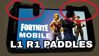 Improve Your Aim and Shoot | Paddle Gameplay (Fortnite Battle Royale)