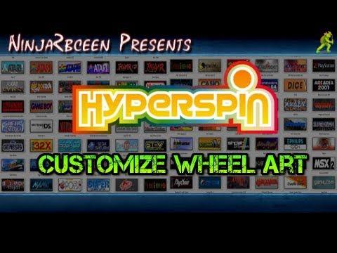 Hyperspin-Wheel art