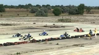 2-й этап Чемпионата по картингу 2012 (ICC - KZ-2) 1 заезд