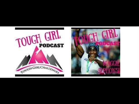 Tough Girl – Margaret Alphonsi MBE, England Rugby World Cup Winner 2014