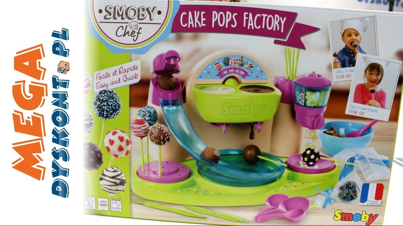 Cake Pops Factory Recette