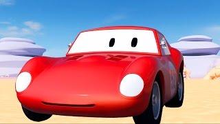 Spid : Yarış arabası, Star Wars Uzay gemisi, Canavar Kamyon, Buldozer | Çocuklar çizgi film