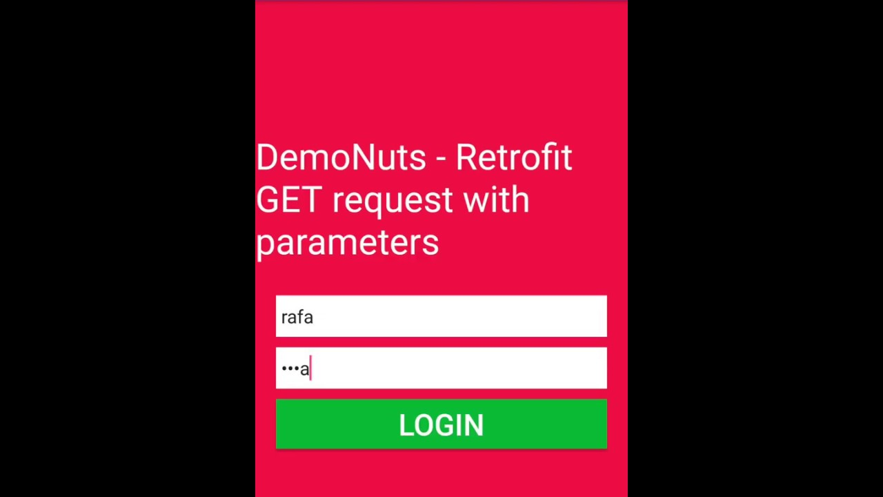 Android Retrofit GET Request With Parameters Multiple QueryMap