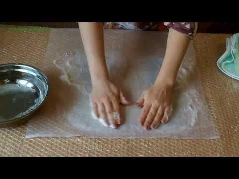 Как в домашних условиях валять шерсть