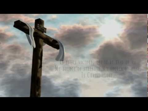 In Christ Alone - The Booth Brothers (Lyrics)