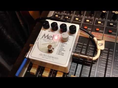 EHX Mel 9 Demo for Keyboard and Synth STEREO - Allen Michael