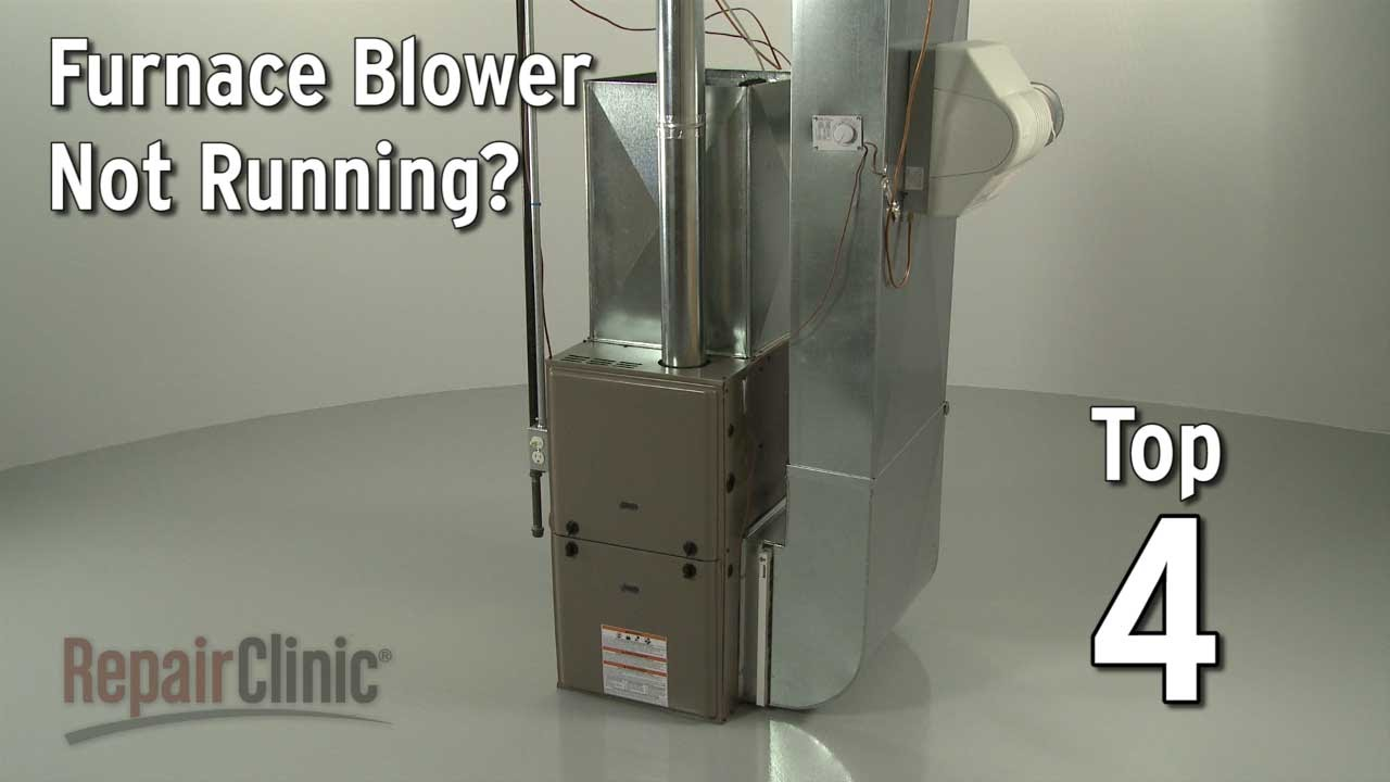 Furnace Blower Not Running  Furnace Troubleshooting - YouTube
