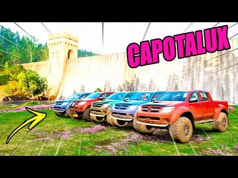 O PIOR CARRO DE TODOS!! HILUX - CARRO SURPRESA - FORZA HORIZON 4 thumbnail