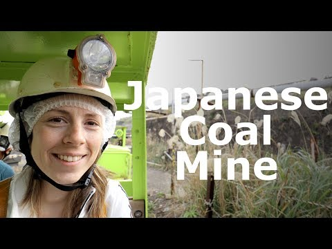 Exploring a Japanese Coal Mine Island in Nagasaki
