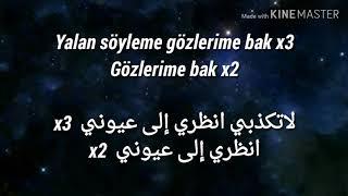 Ela - Reynmen (hazel) 😍  مترجمة أغنية رينمين عسلية Resimi