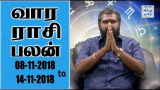 Weekly Horoscope 08 to 14-11-2018 The Hindu Tamil Show