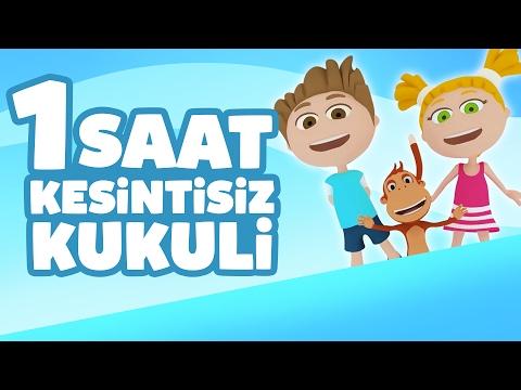 Kukuli- Tinky Minky ile Eğitici Çocuk Şarkıları ve Çizgi Filmler - 1 saat kesintisiz Kukuli
