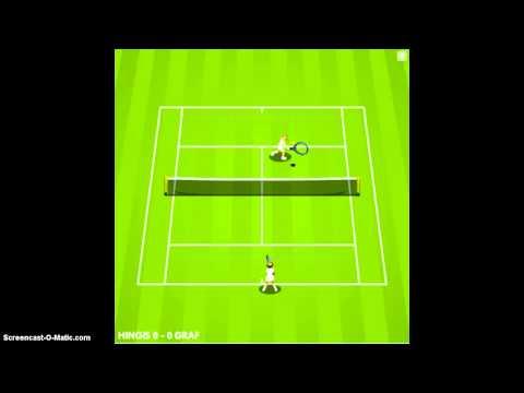 Hora De Minijuegos Tennis Game: Remontada épica