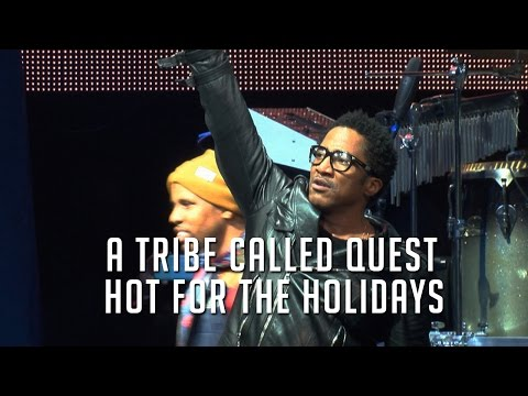A Tribe Called Quest Live at Hot for the Holidays