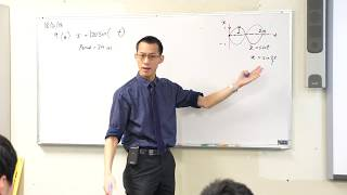 Simple Harmonic Motion Example Question (1 of 3: Determining period of motion)