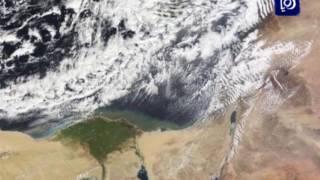 الثلوج تكسو دول الجوار والأردنيون بالانتظار