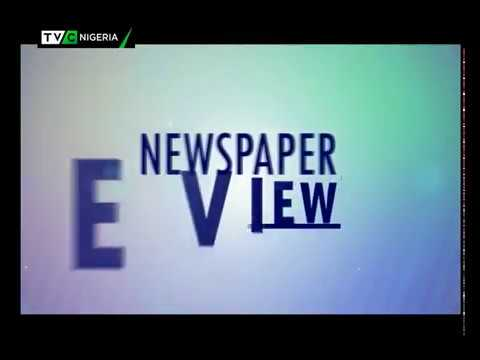 TVC Breakfast April 2nd 2018 | Newspaper review